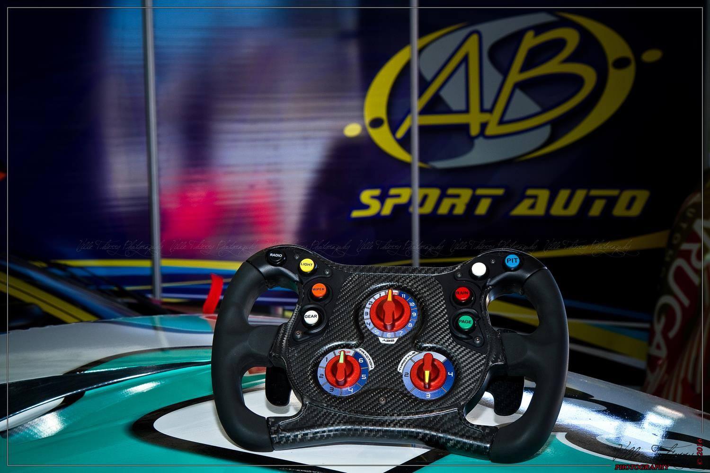 AB Sport Auto : De nouveau à l'international